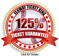 Fenway Ticket King Guarantee