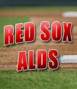 Red Sox ALDS Tickets