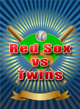 Red Sox Twins Tickets