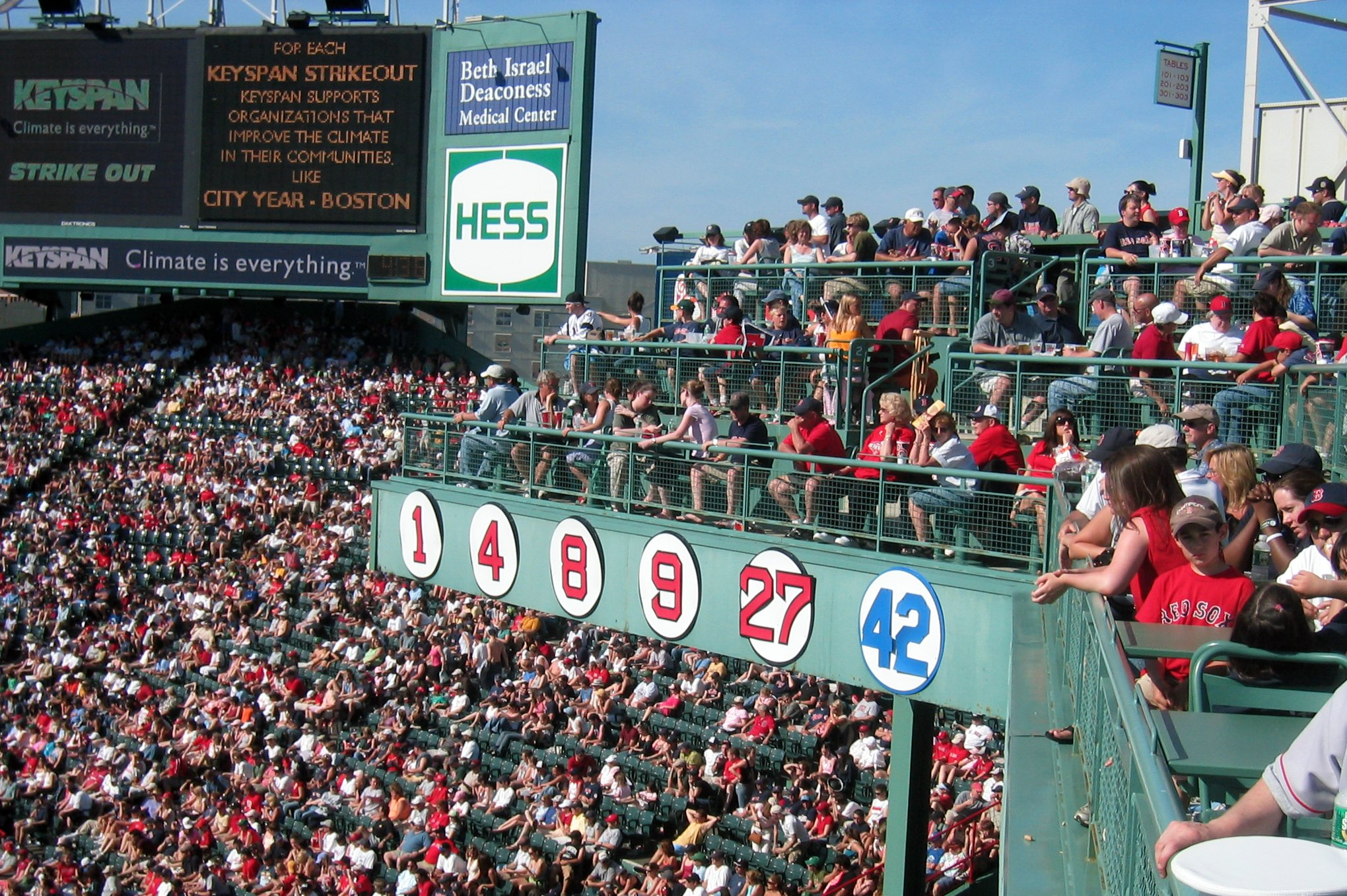 Red Sox Standing Room Only Tickets